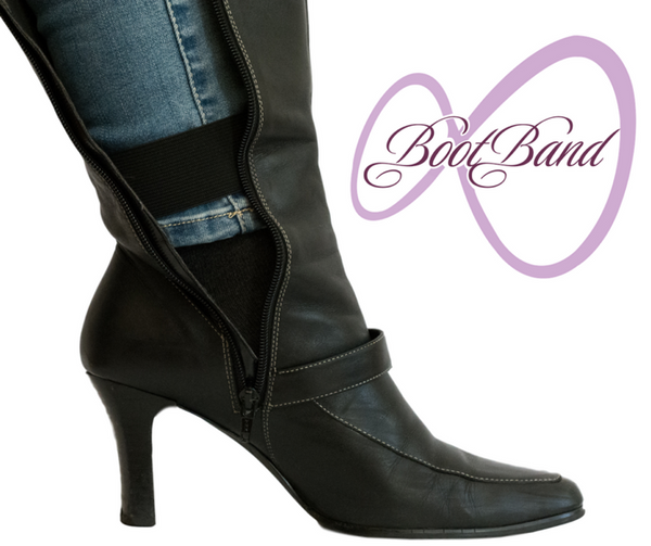 BOOT BAND - BLACK