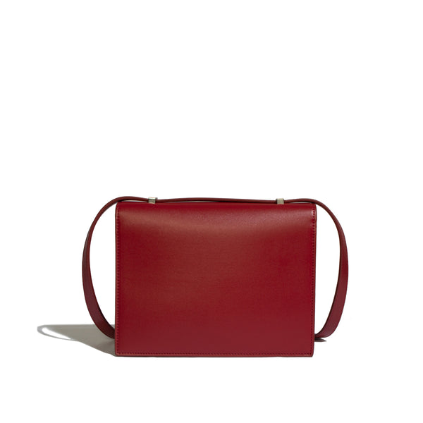 CHARLOTTE CROSSBODY - RED