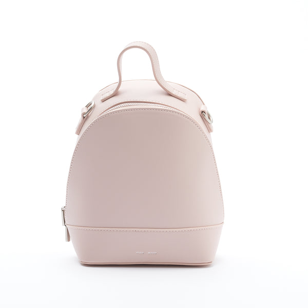 CORA CONVERTIBLE BACKPACK - MUTED ROSE