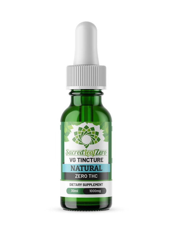 VG TINCTURE - 1000MG - NATURAL