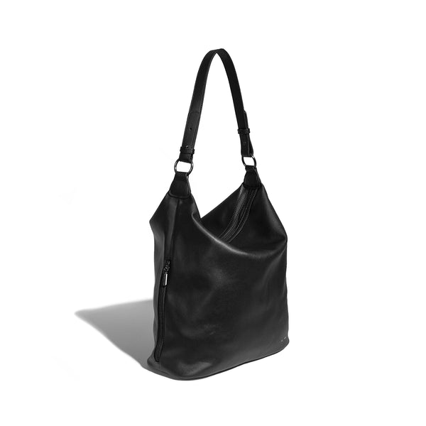 TANIA SHOULDER BAG - BLACK