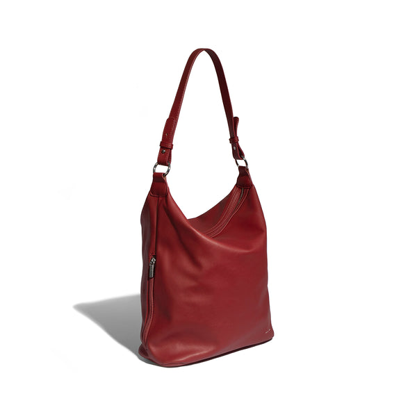 TANIA SHOULDER BAG - RED