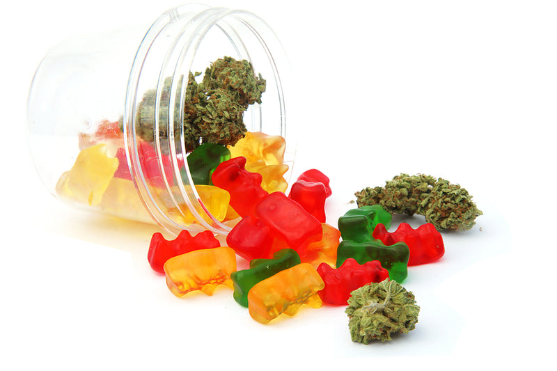 FULL SPECTRUM - 30 GUMMY PACKS - 25MG - MIX OF 3 FLAVORS