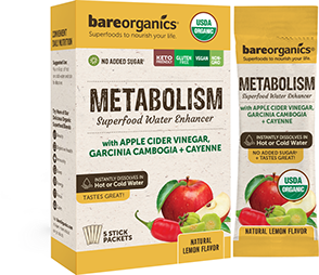 BAREORGANICS® METABOLISM BUNDLE - EXCLUSIVELY OURS