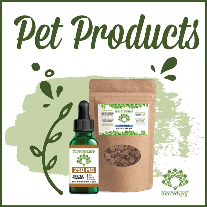 PET OIL TINCTURE - 250MG