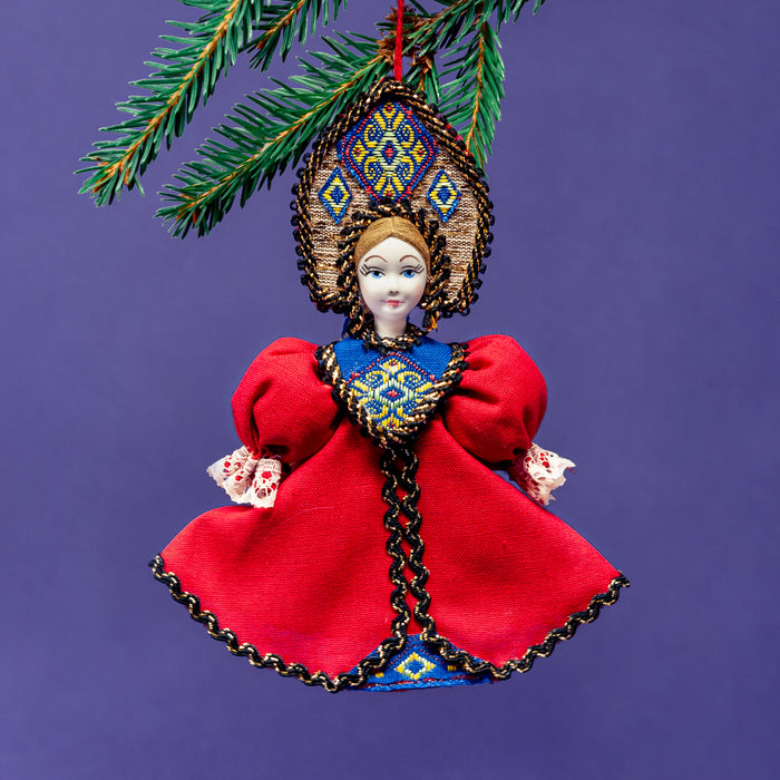 Folk Costume Dolls