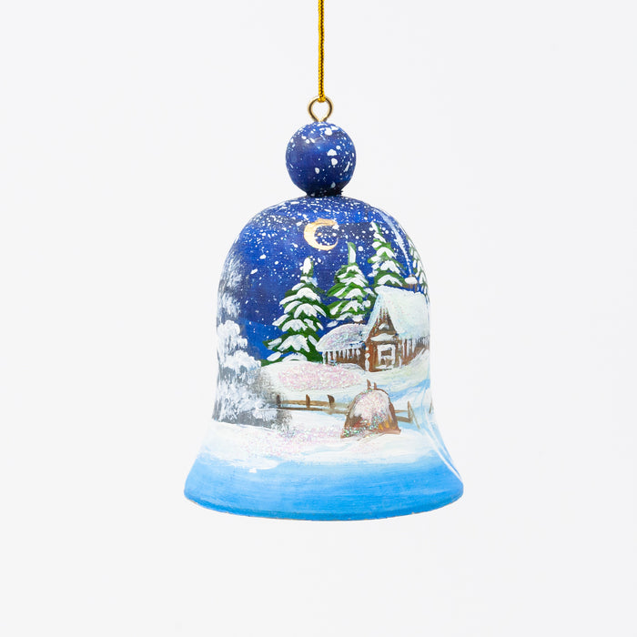 Ornate Bell Ornament