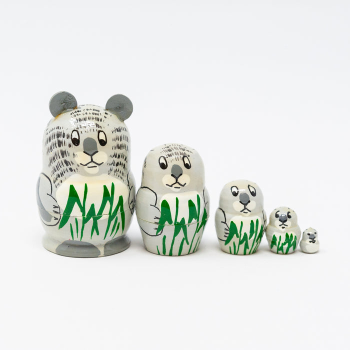 Mini Koala Bear – Set of 5