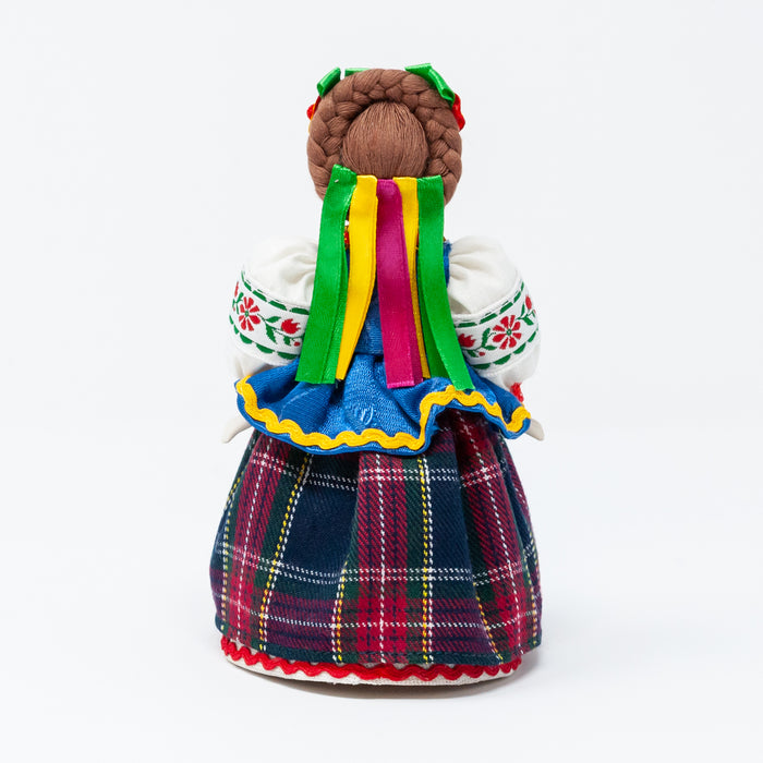 Ukrainian Costume Doll