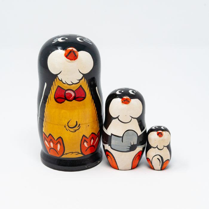 Penguin – Set of 3 (Two Colour Options)