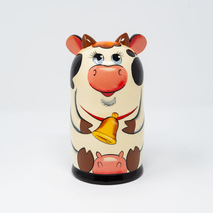 Cow Family – Set of 5 (Large)
