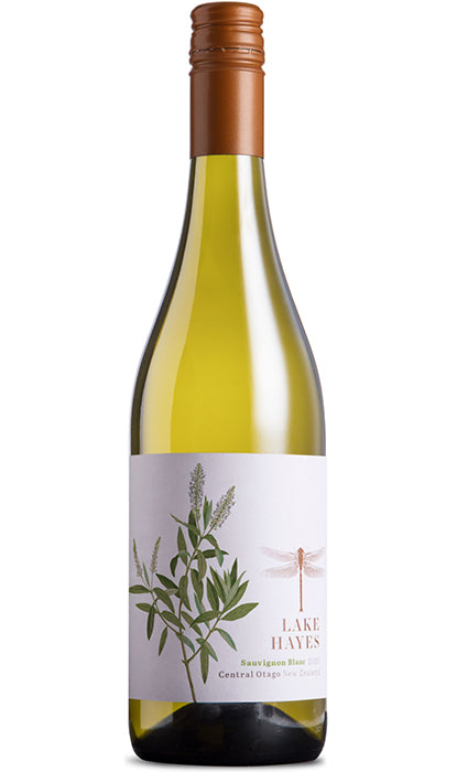Sauvignon Blanc Lake Hayes Wine Bottle