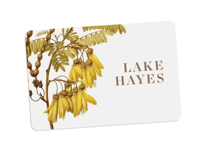 Lake Hayes Gift Card