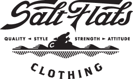Salt Flats Clothing logo