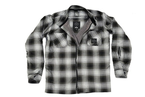 Crave Axe Fox Kevlar lined Motorcycle Riding Shirt