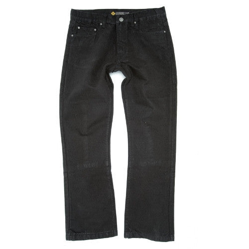 SAMPLE SALE: Resurgence Gear® Ultralite Black Men's Protective Motorcycle Jeans