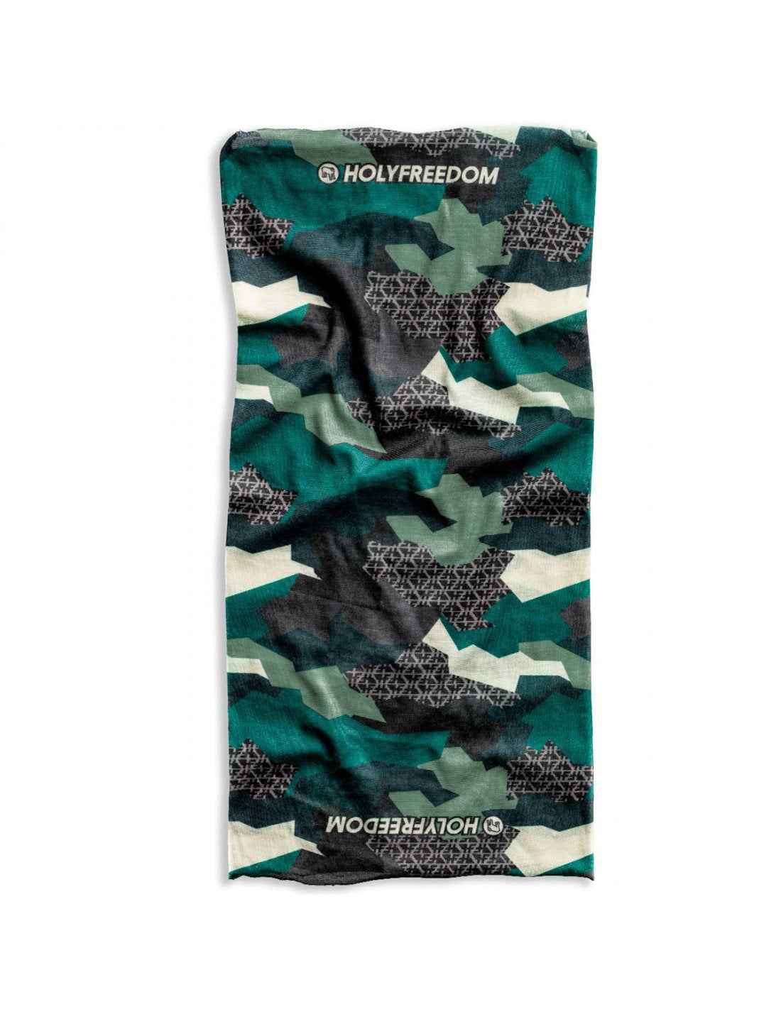 Holy Freedom Black Hawk Bandana Tube