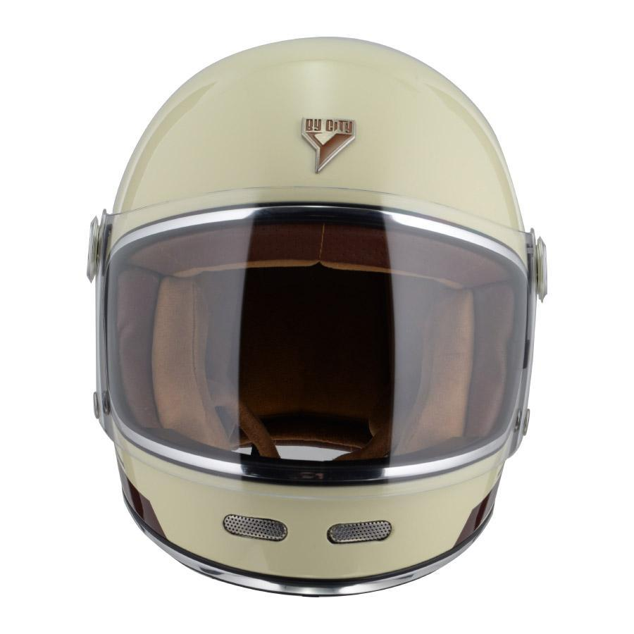 By City - By City-Roadster Rot Strike Integralhelm - Helme - Salt Flats Clothing