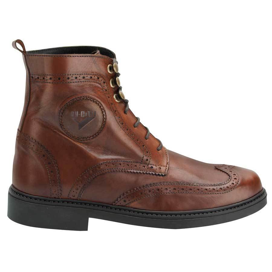 By City - By City Safari Riding Boots - Boots - Salt Flats Clothing
