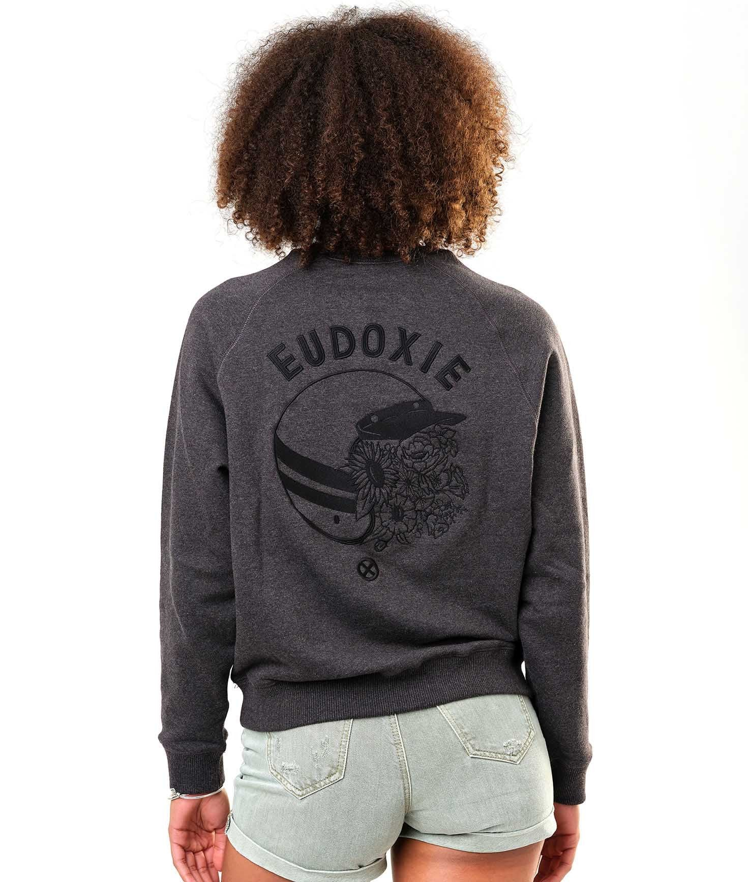 Eudoxie - Eudoxie Bonnie Sweatshirt - Hoodies | Sweatshirts | Wind Stoppers - Salt Flats Clothing