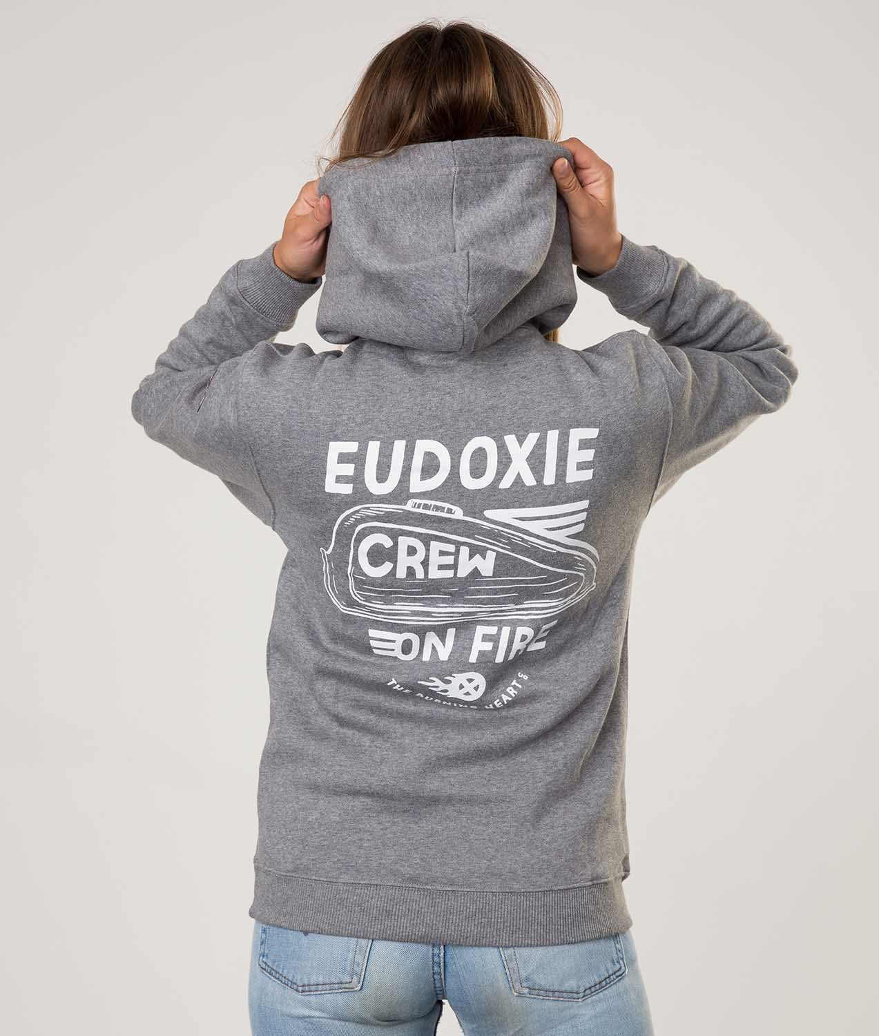 Eudoxie - Eudoxie Julia Hoodie - Hoodies | Sweatshirts | Wind Stoppers - Salt Flats Clothing