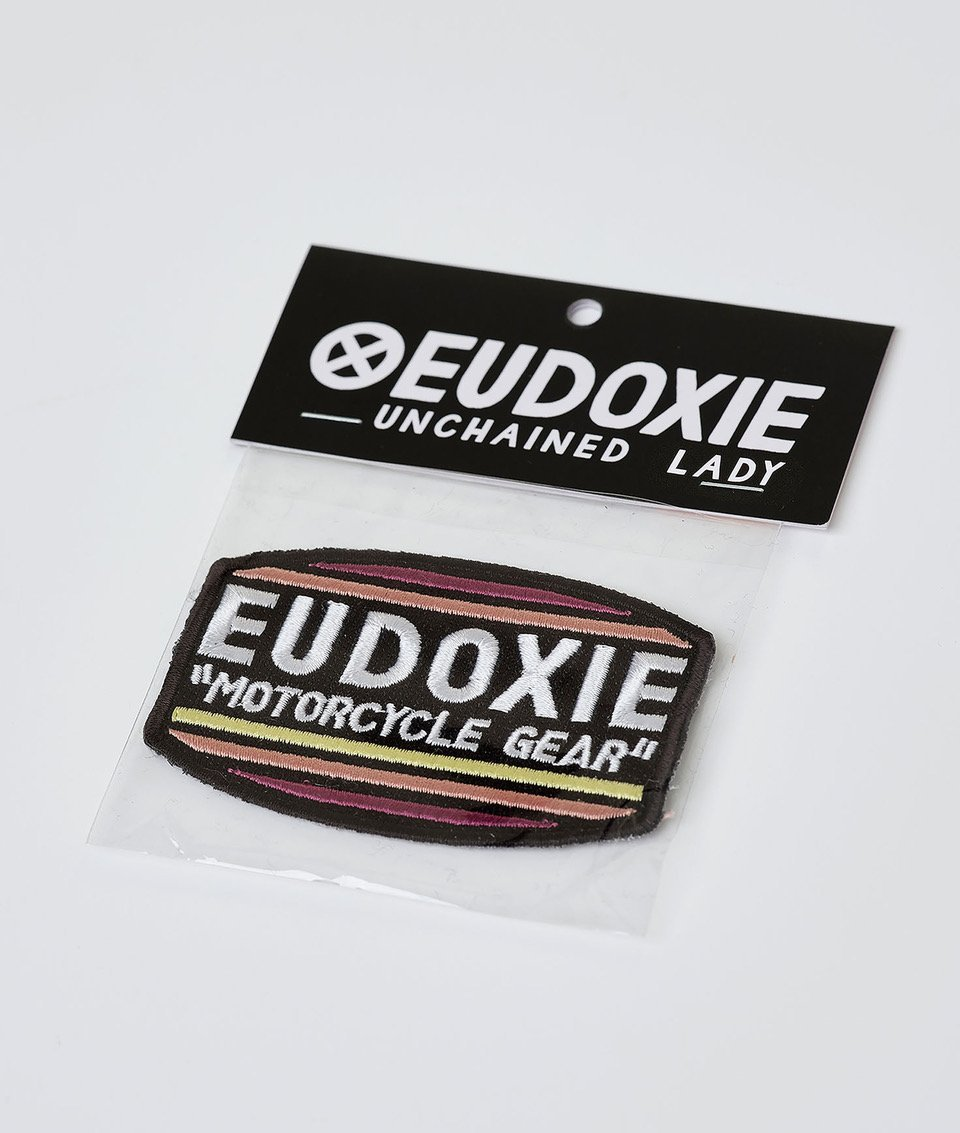 Eudoxie - Eudoxie Logo Patches - Accessories - Salt Flats Clothing