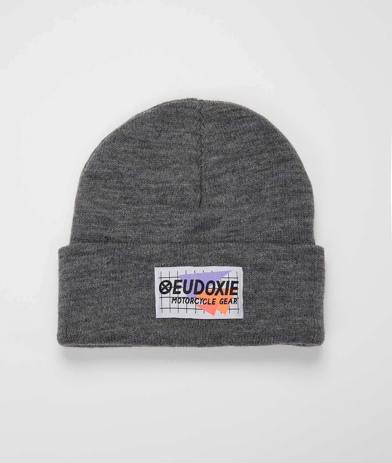 Eudoxie - Eudoxie Ride Beanie Grey - Caps - Salt Flats Clothing