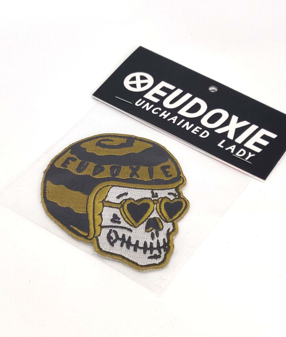 Eudoxie - Eudoxie Skull Patches - Accessories - Salt Flats Clothing