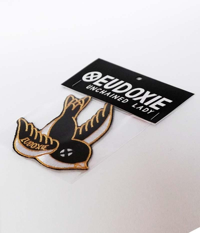 Eudoxie - Eudoxie Swallow Patches - Accessories - Salt Flats Clothing