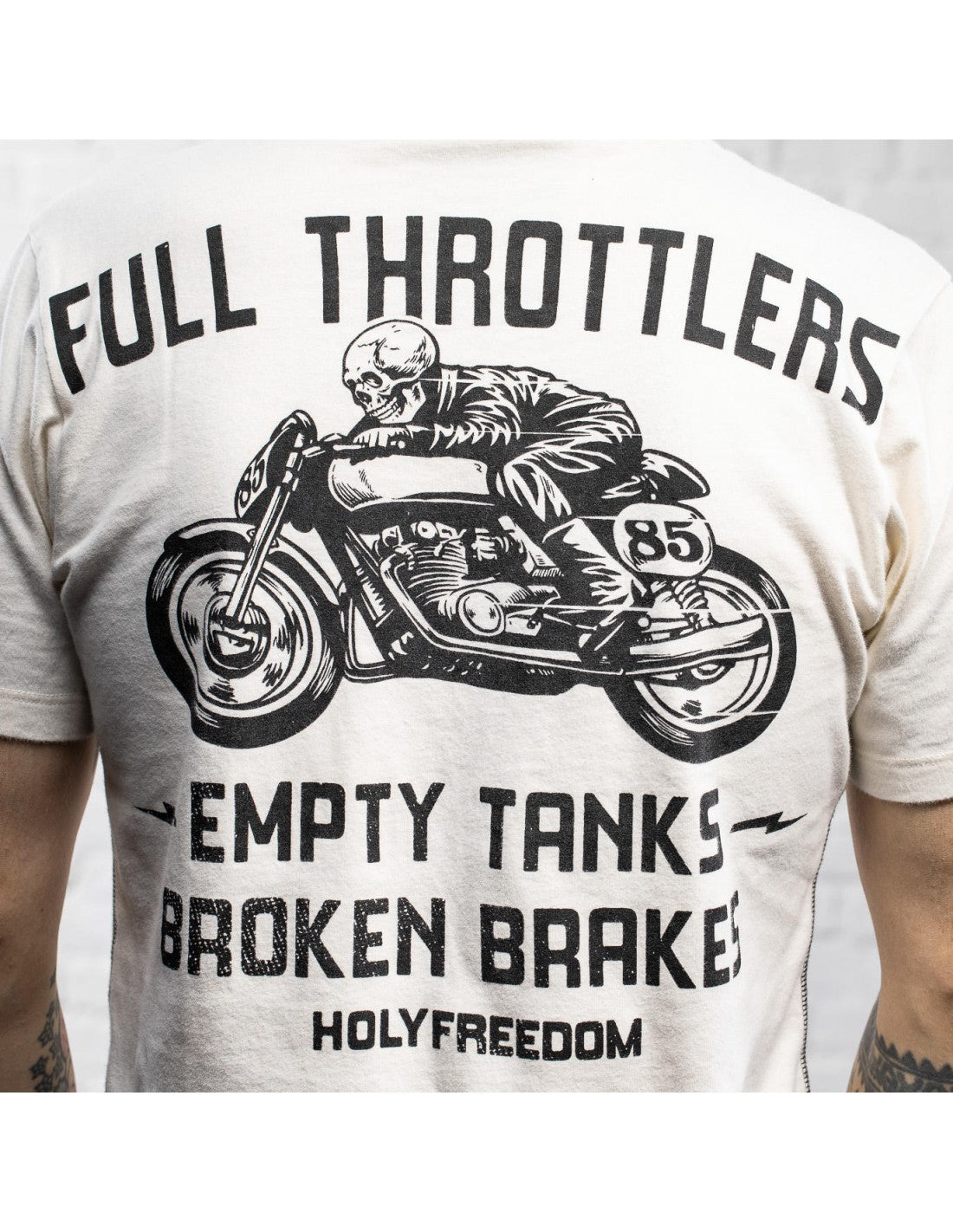 Holy Freedom Ghost Rider T'Shirt