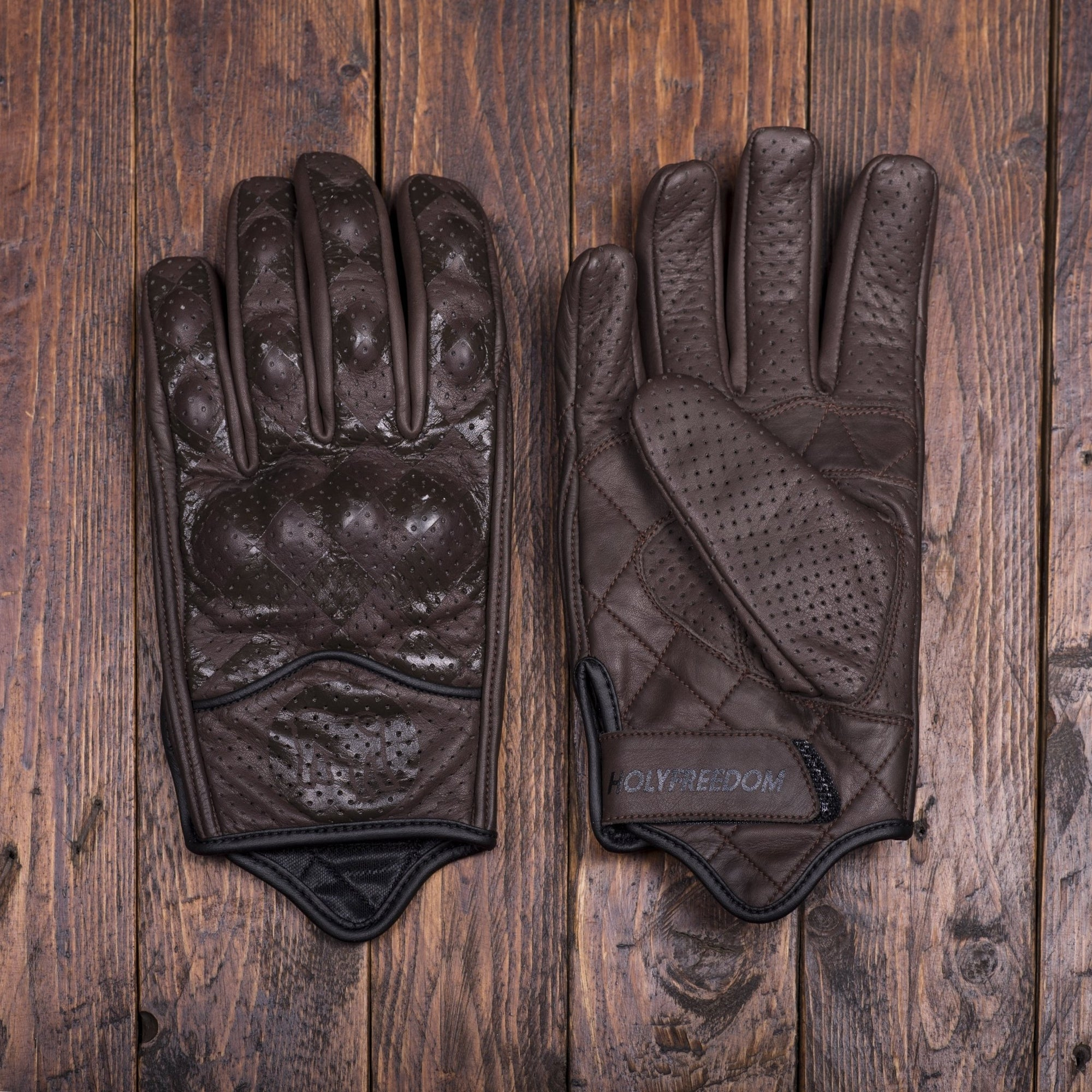 Holy Freedom - Holy Freedom Bullit Brown Gloves - Gloves - Salt Flats Clothing