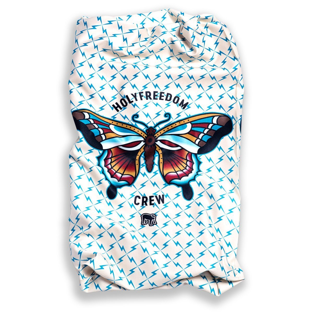 Holy Freedom - Holy Freedom Butterfly Stretch Bandana Tube - Bandana's and Tubes - Salt Flats Clothing