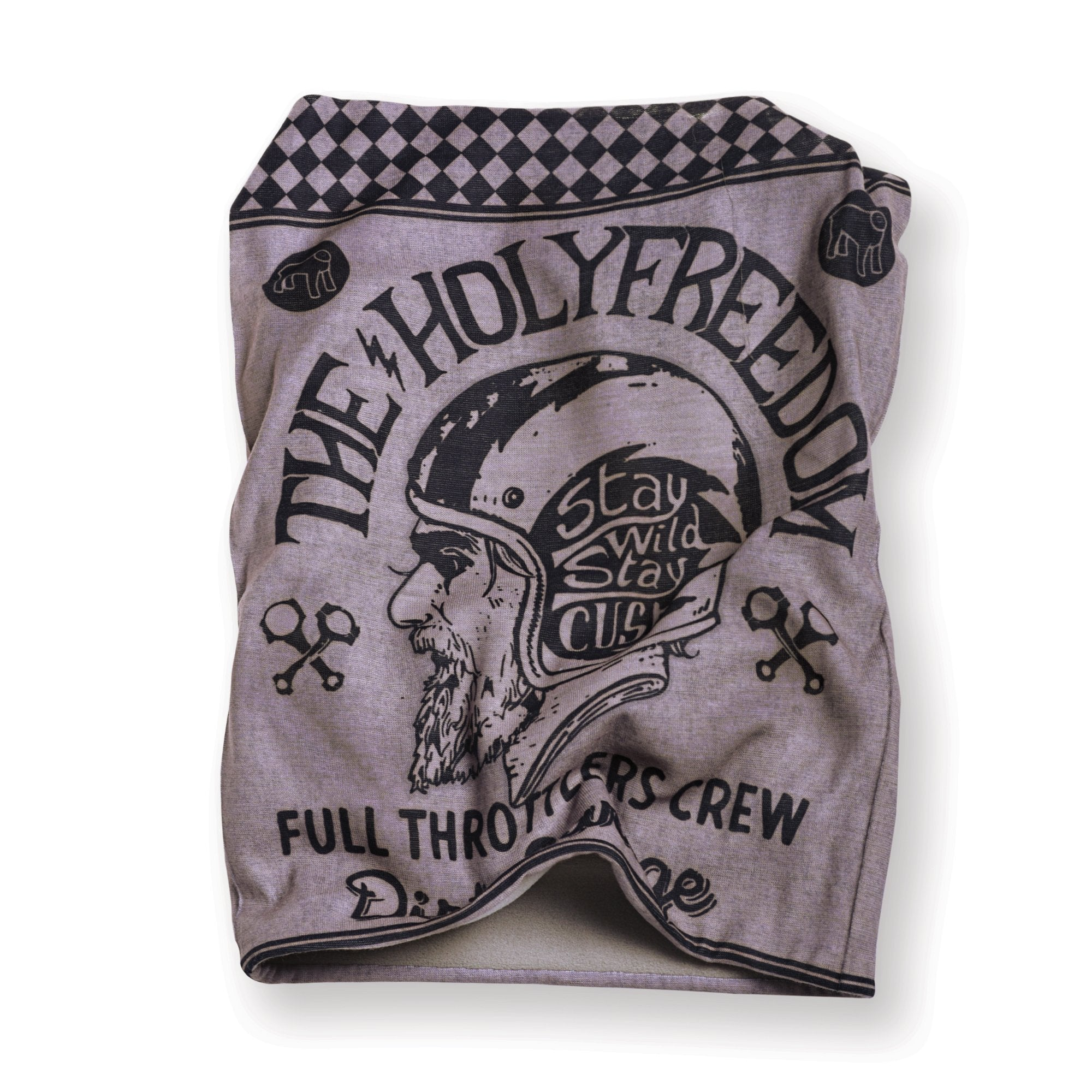 Holy Freedom - Holy Freedom Darius Polar Bandana Tube - Bandana's and Tubes - Salt Flats Clothing