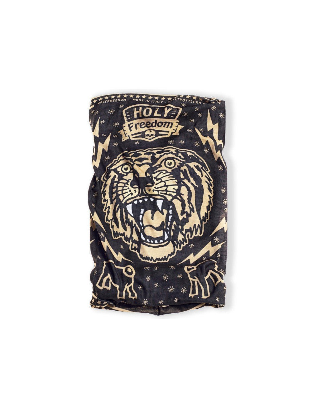 Holy Freedom - Holy Freedom El Tiger Primaloft Bandana Tube - Bandana's and Tubes - Salt Flats Clothing