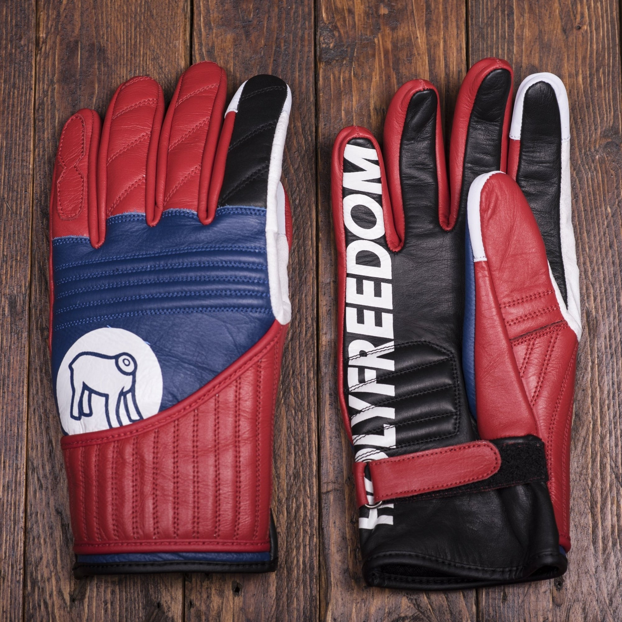 Holy Freedom - Holy Freedom Flat Track Gloves - Gloves - Salt Flats Clothing