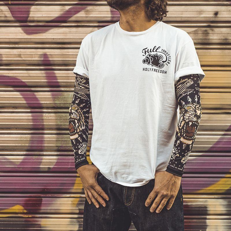 Holy Freedom - Holy Freedom Malaysia Bi-Elastic Sleeves - Accessories - Salt Flats Clothing