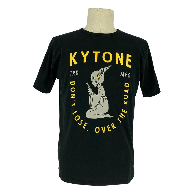 Kytone - Kytone Angel T'Shirt - T-Shirts - Salt Flats Clothing