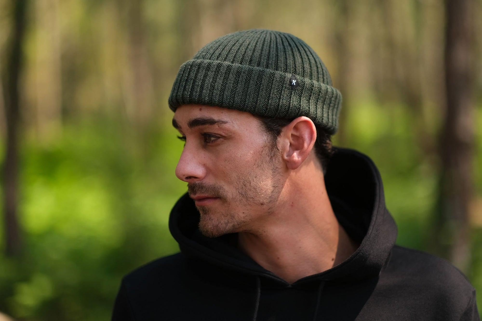 Kytone - Kytone Ben Green Beanie - Caps - Salt Flats Clothing