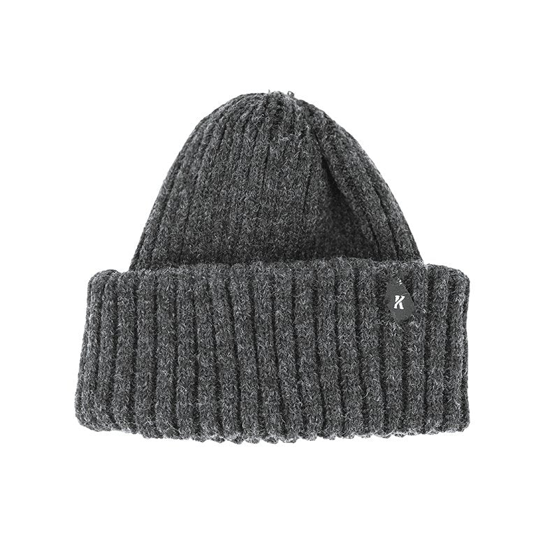 Kytone - Kytone Ben Grey Beanie - Caps - Salt Flats Clothing
