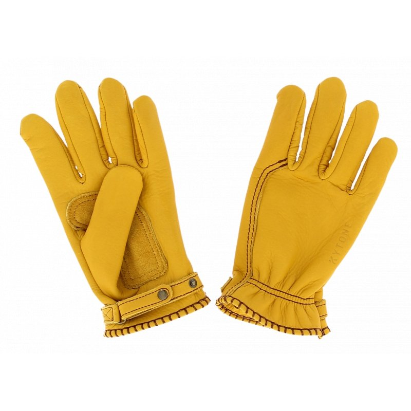 Salt Flats Clothing - Kytone Glove CE - Gold - Salt Flats Clothing