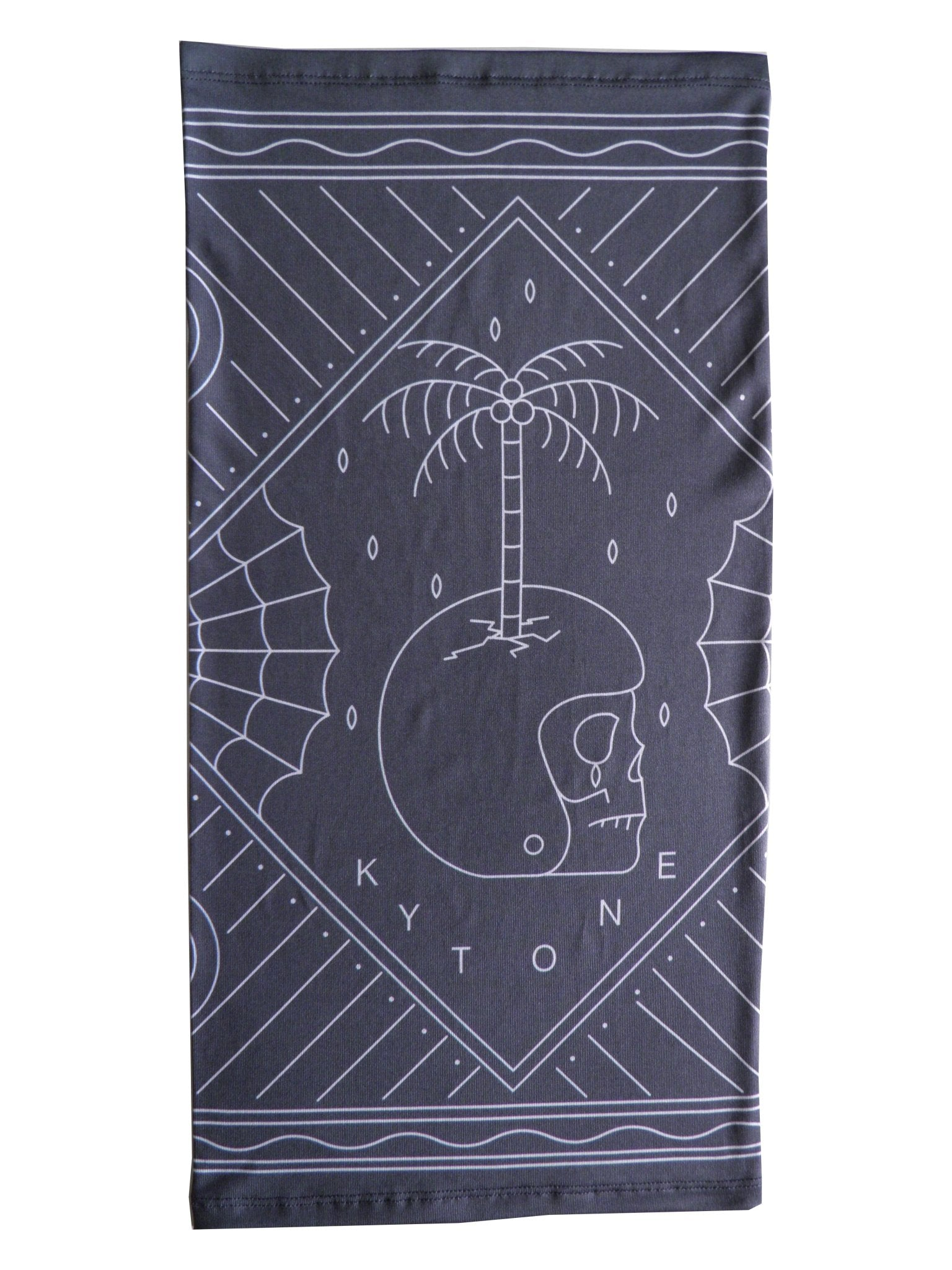 Kytone - Kytone Palm Tree Bandana Tube - Bandana's and Tubes - Salt Flats Clothing