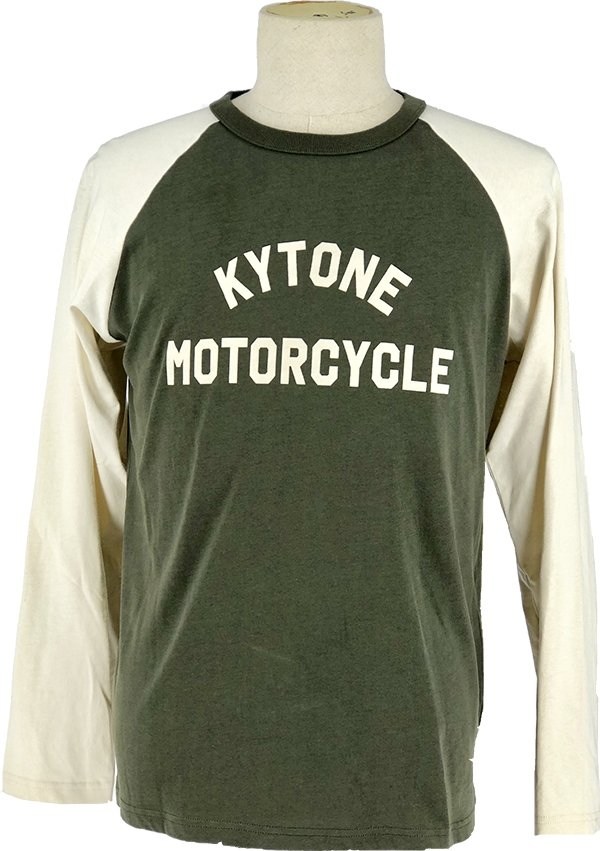 Kytone - Kytone Rought Langarm T'Shirt - T-Shirts - Salt Flats Clothing