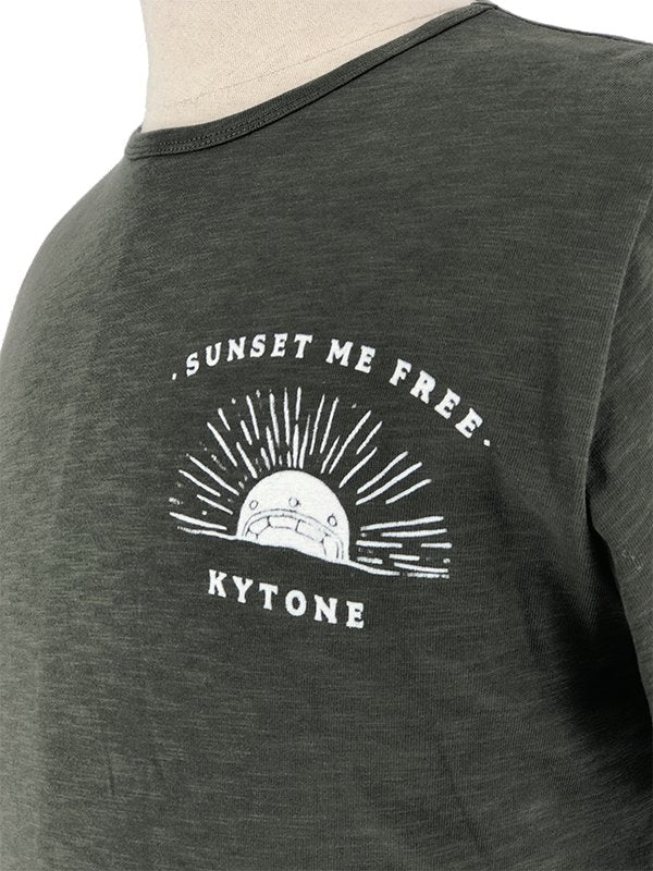 Kytone - Kytone Sunset 1 T'Shirt - T-Shirts - Salt Flats Clothing