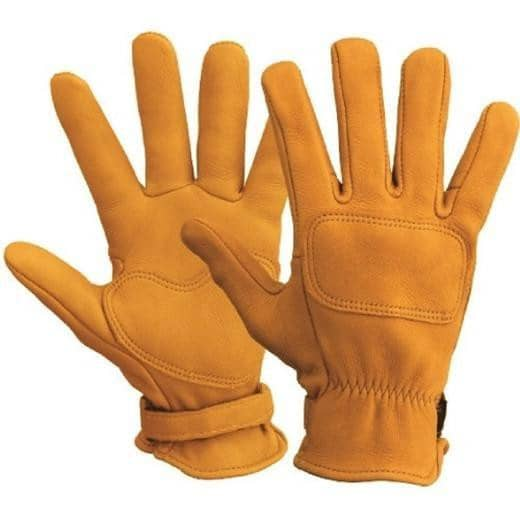 Lee Parks Design - Lee Parks Design DeerTours® Tan Gloves - Gloves - Salt Flats Clothing