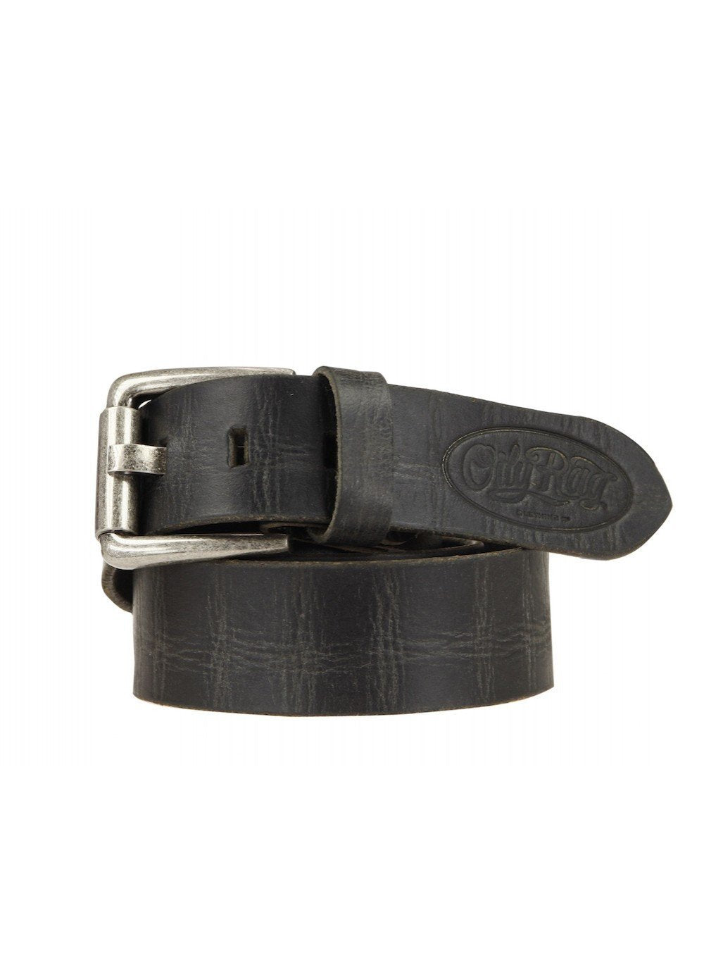 Oily Rag Clothing - Oily Rag Clothing Belt in Oil - Accessories - Salt Flats Clothing