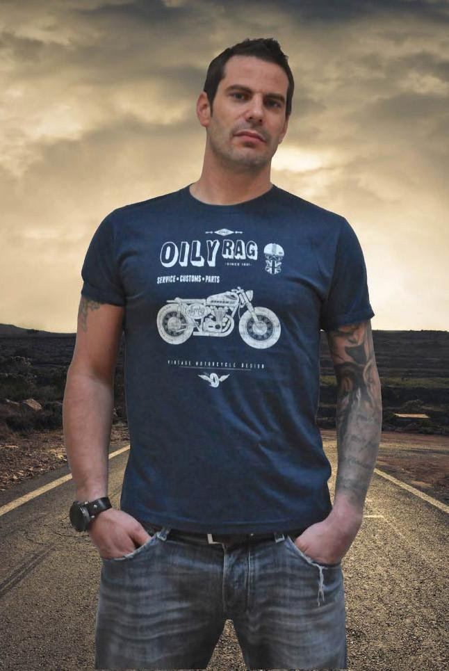Oily Rag Clothing - Oily Rag Clothing Shed Build T'Shirt - T-Shirts - Salt Flats Clothing