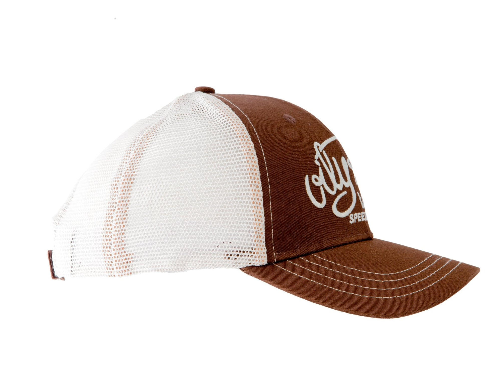 Oily Rag Clothing - Oily Rag Clothing Speed Shop Trucker Cap - Caps - Salt Flats Clothing