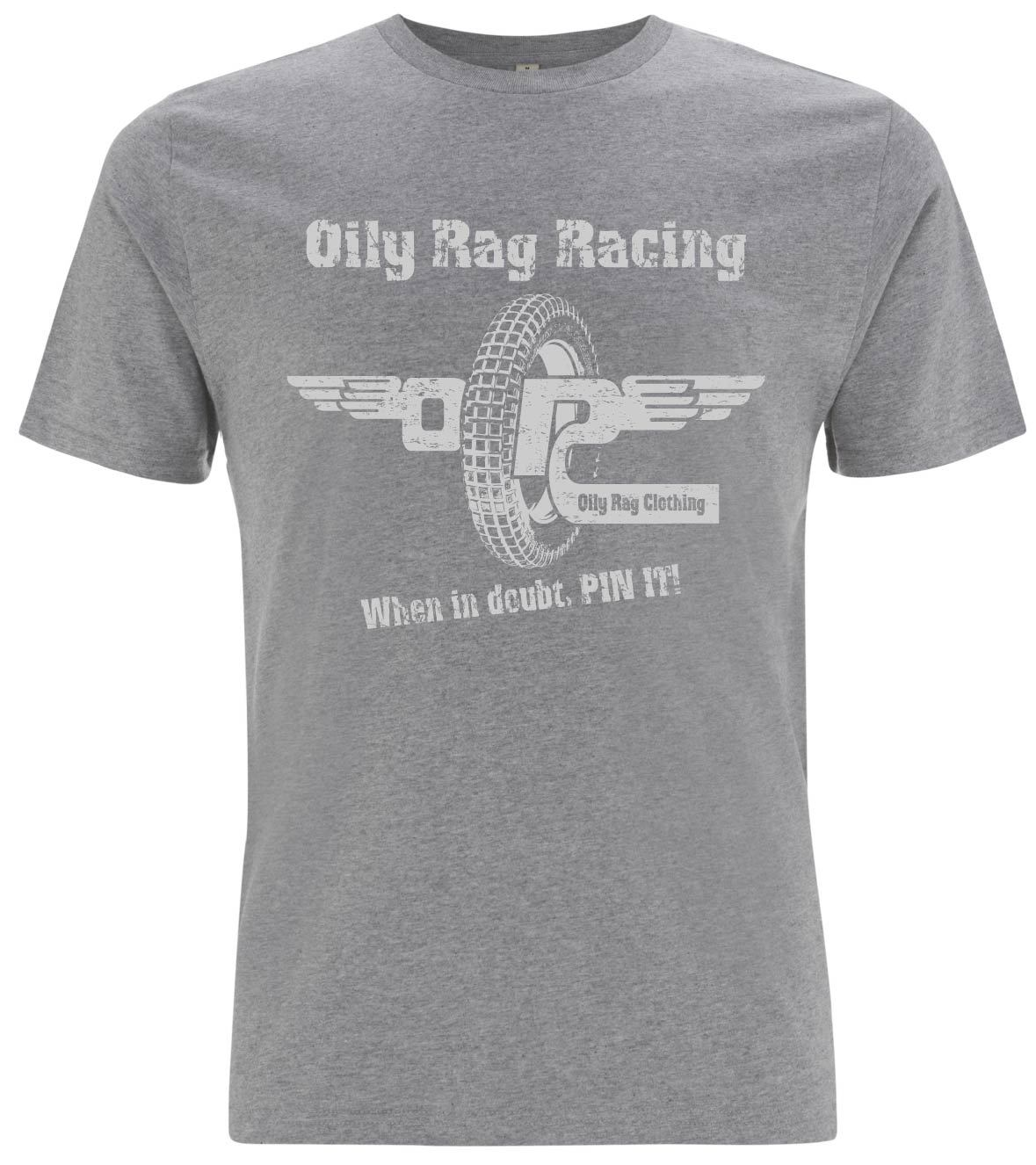 Oily Rag Clothing - Oily Rag Clothing When In Doubt, PIN IT!! T'Shirt - T-Shirts - Salt Flats Clothing