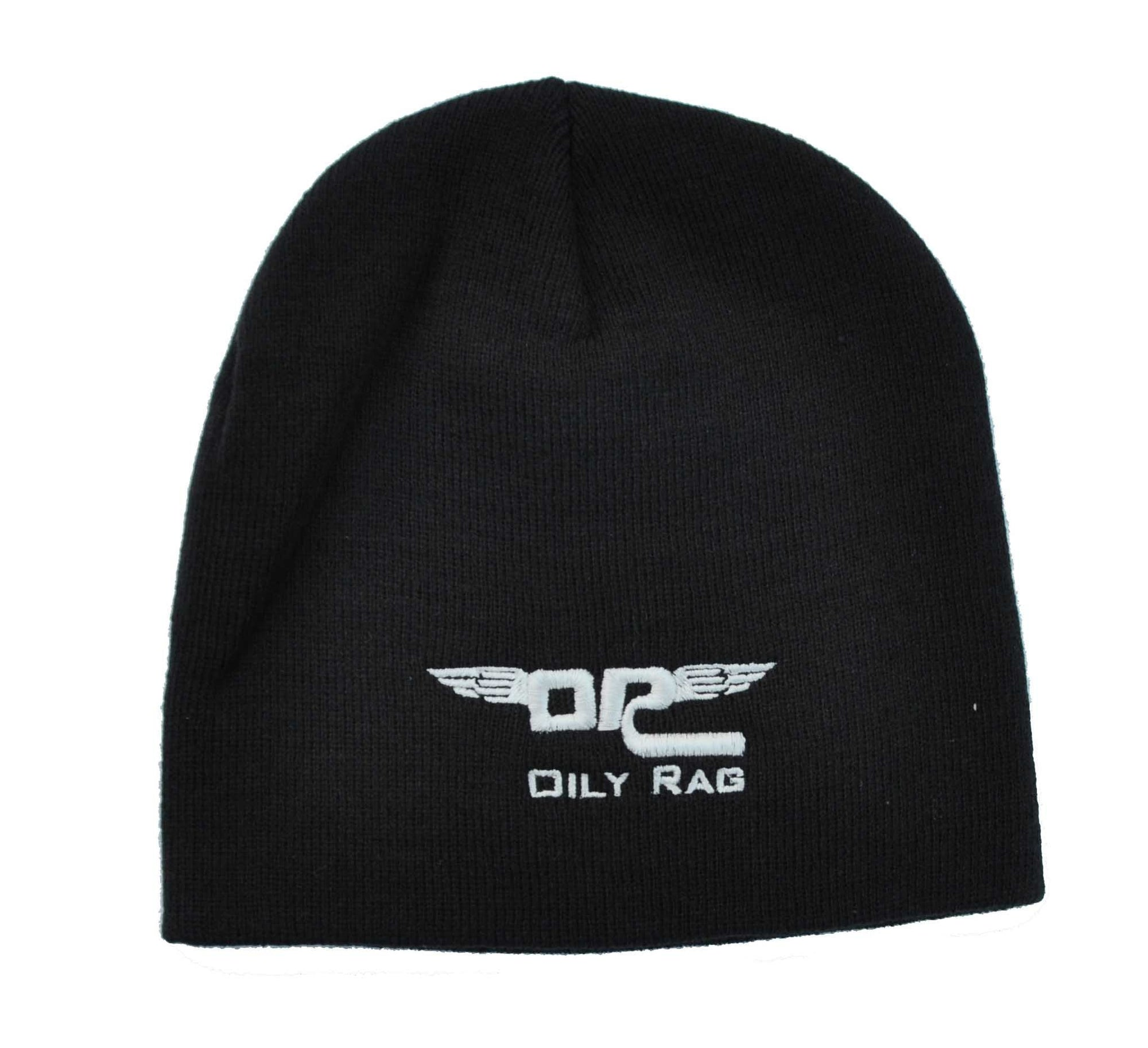 Oily Rag Clothing - Oily Rag Clothing Winged Beanie - Caps - Salt Flats Clothing