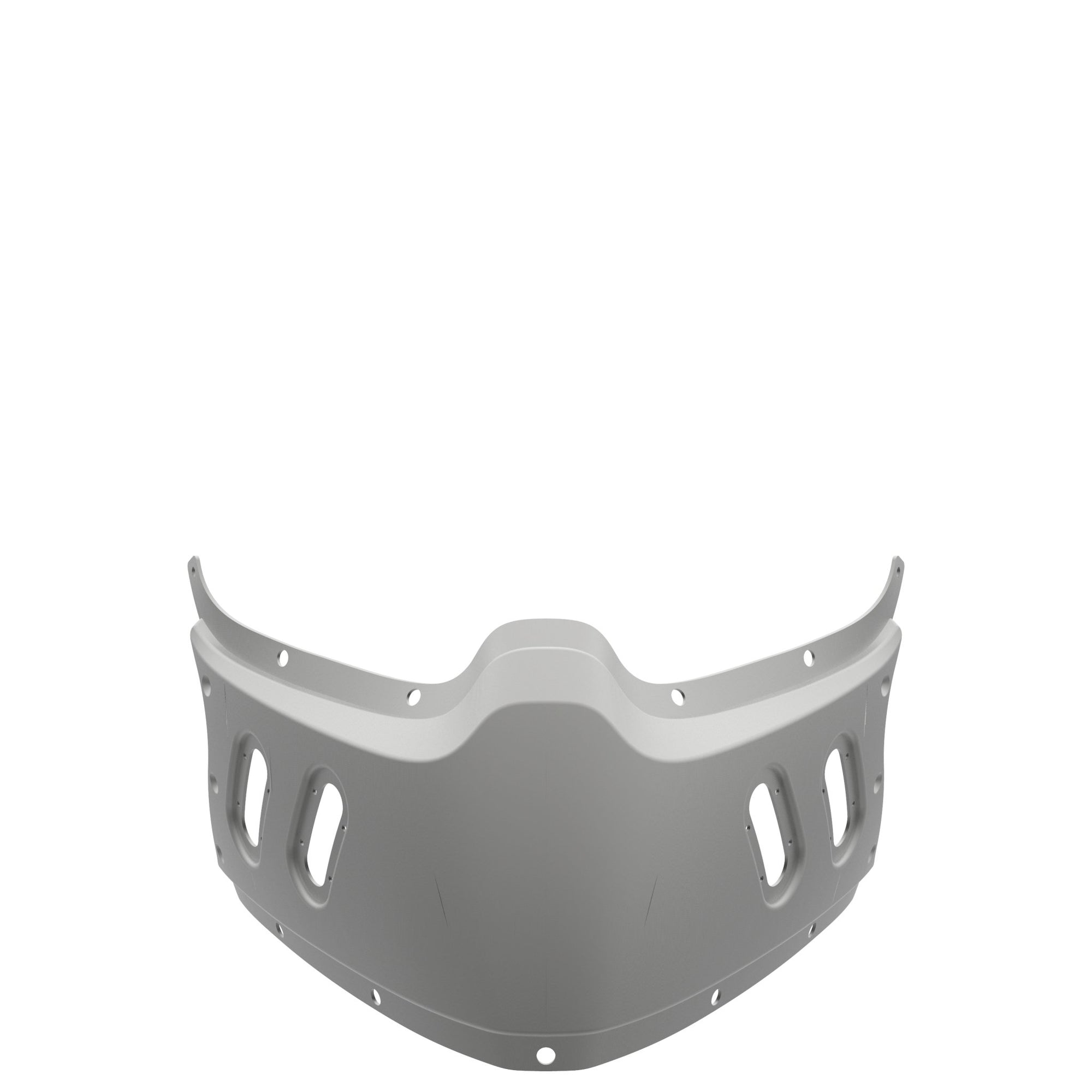 Qwart - Qwart Carbon Mask chin guard cover Accessory Kit for Phoenix Standard and Slick Helmets - Helmet Accessories - Salt Flats Clothing
